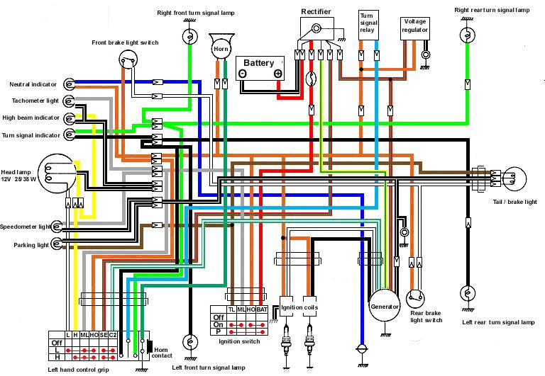 Wonderful Suzuki Ozark 250 Wiring Diagram Images Electrical